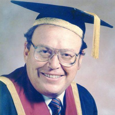 Prof AH van Wyk