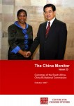 China Monitor - Issue 23 - Oct 2007