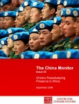 China Monitor - Issue 33 - Sep 2008