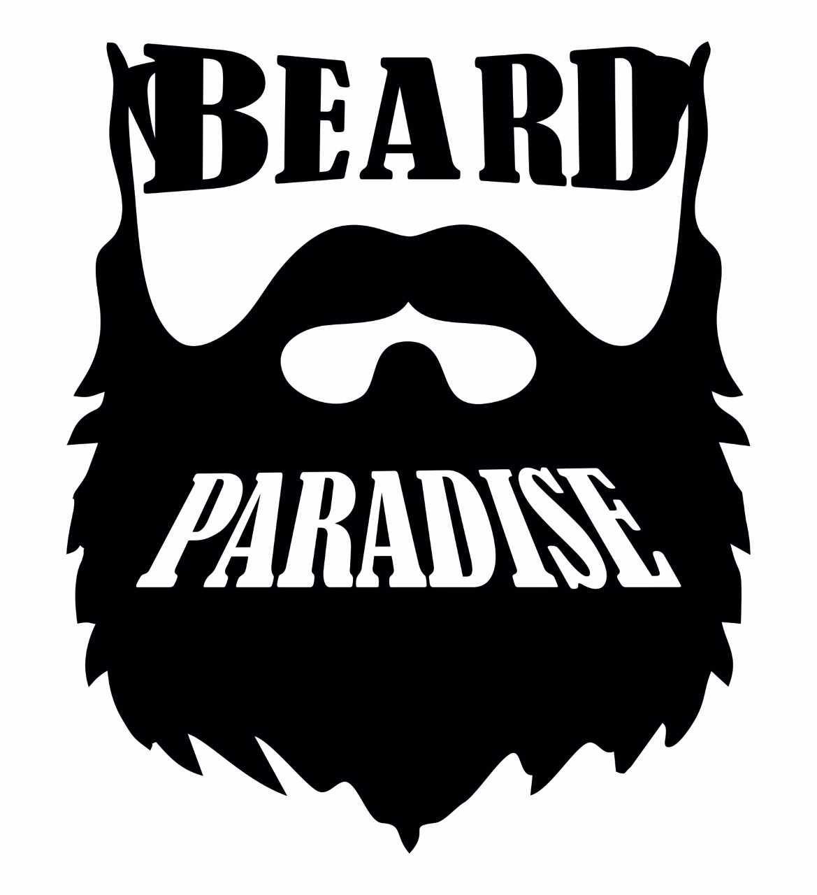 Beard Paradise Logos