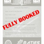 Julie Junior Fully booked
