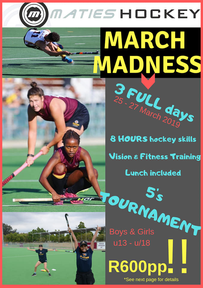 MATIES HOCKEY CLUB |