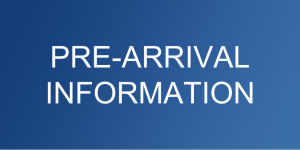 PRE-ARRIVAL INFORMATION