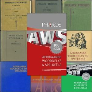 Collage van AWS-uitgawes