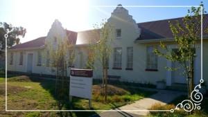 Die Taalsentrum se nuwe adres: Banhoekweg 44