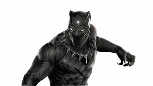 Marvel superhero, Black Panther