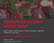 Advanced GEOBIA Workshop 201811