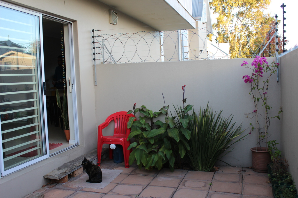 Furnished 2 bedroom flat in Stellenbosch