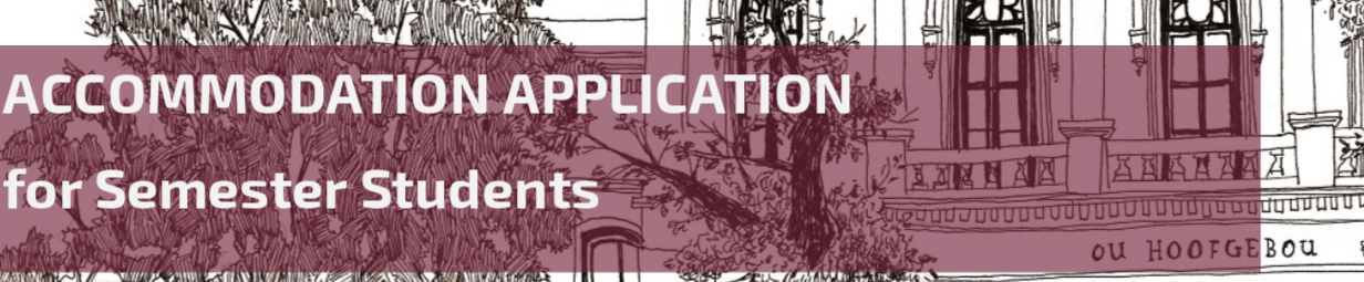Accommodation Application
