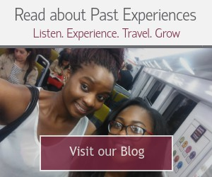 Read about Past Experiences