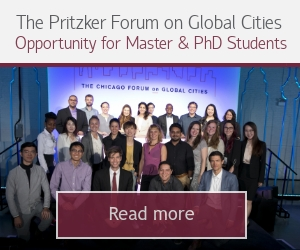 The Pritzker Forum on Global Cities