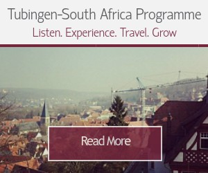 The Tubingen-South Africa Programme