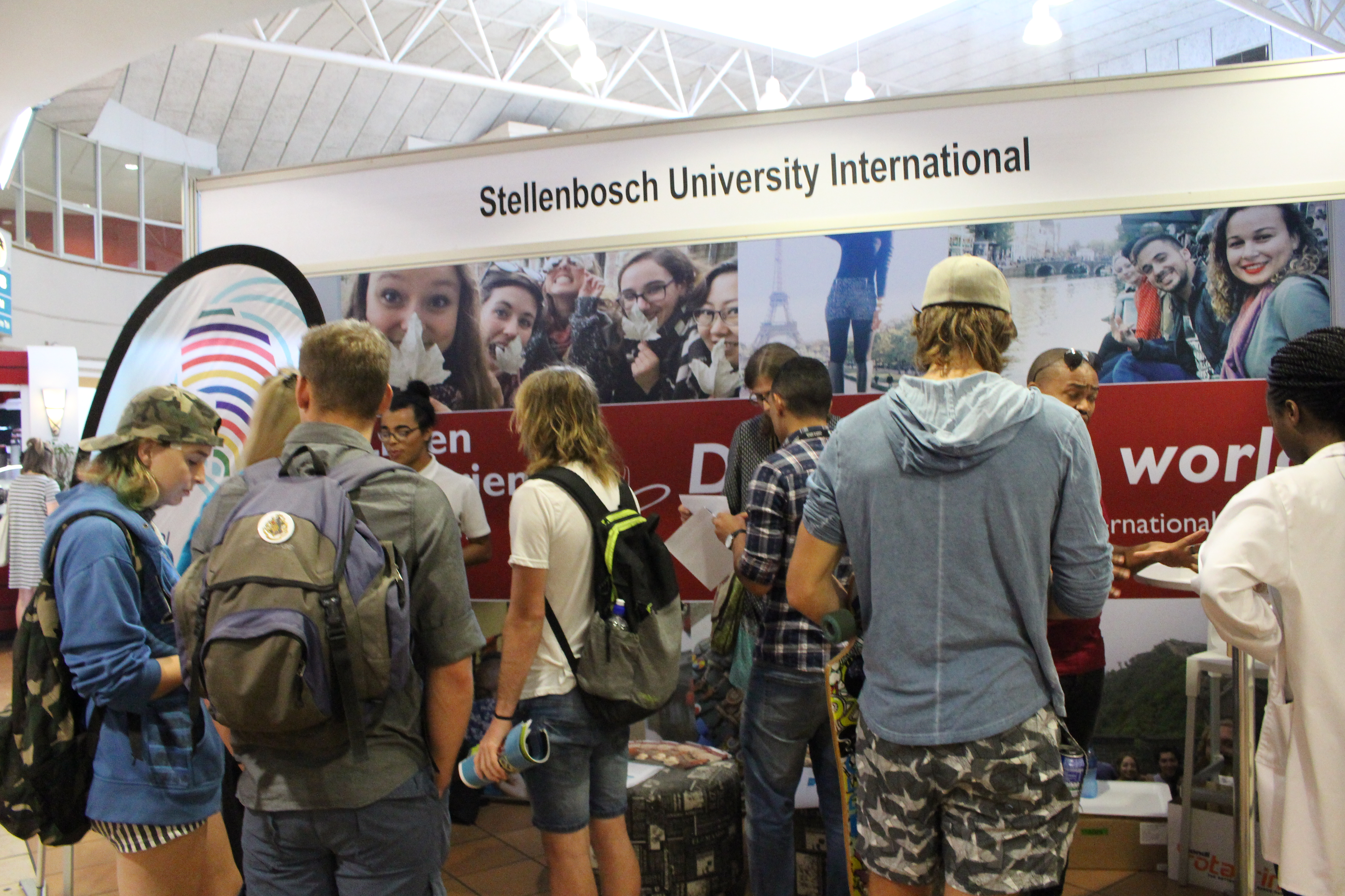 International Education week showcases students' study ...