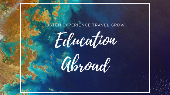 A Call for Action for Education Abroad