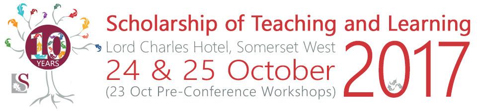 SOTL Conference 2017